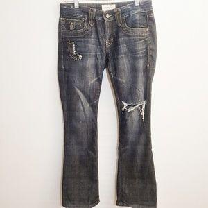 Taverniti So Janis 18 Distressed Jeans